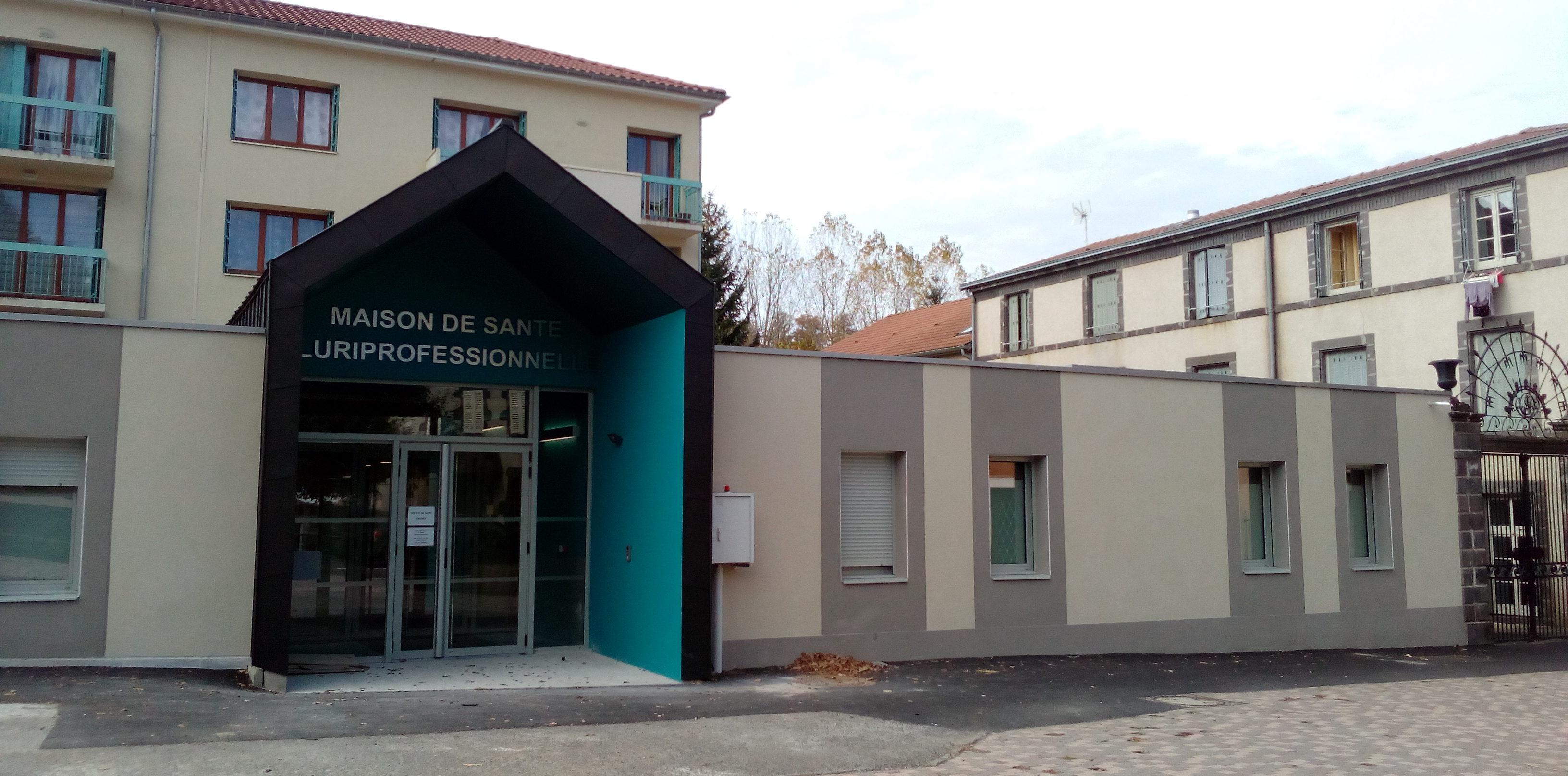 maison de santé pontgibaud