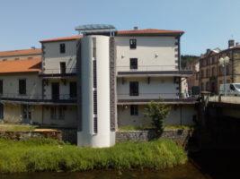 Aménagement de 4 logements et rénovation de l'Office de Tourisme de Pontgibaud