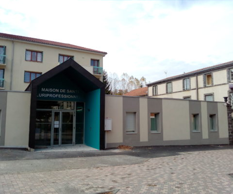 Ouverture de la Maison de Santé Pluriprofessionnelle de Pontgibaud