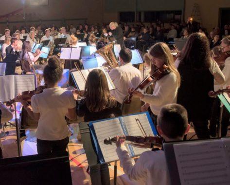 Grand concert : orchestre à l'école le 27 Mai
