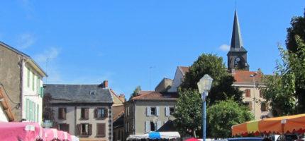 Le livre prend l'air : retrouvez la Médiathèque Intercommunale à la Foire de Pontgibaud le 21 Juin