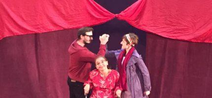 Débat-théâtre autour de la profession d'aide à domicile