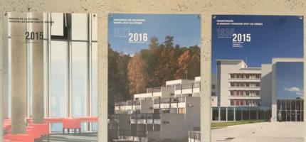 """Exposition """"Archi 20-21è Siècle"""" du 29 octobre au 24 décembre."""