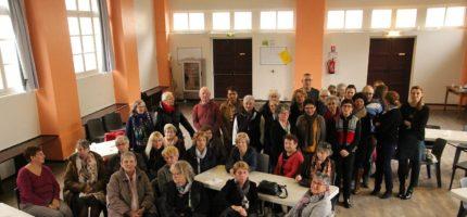 Réseau de lecture intercommunal : temps d'échange dans une ambiance conviviale à Herment