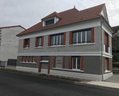 Cabinet médical de Pontaumur : changement d'adresse