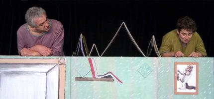 GRANDIR ! : un spectacle pour les 1-5 ans organisé par le RAM AMSTRAM'RAM le 25 juin