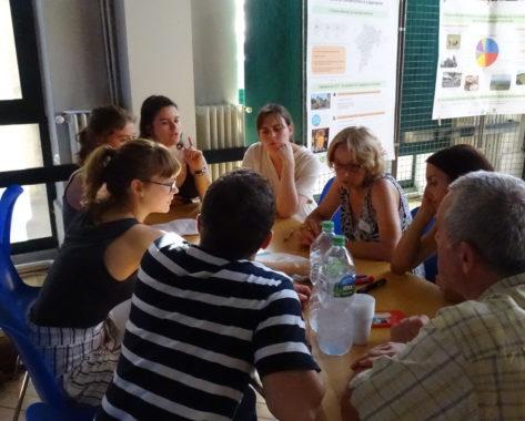 Restitution d'un travail d'étudiants sur la Communauté de Communes Chavanon Combrailles et Volcans