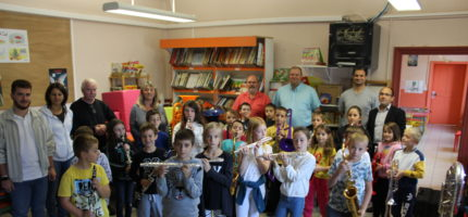 Lancement des Orchestres à l'Ecole Chavanon Combrailles et Volcans pour l'année scolaire