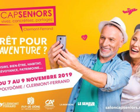 Le Bus des Montagnes vous transporte au Salon Cap Séniors le 8 novembre