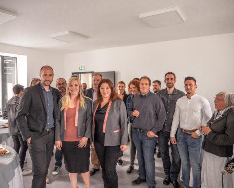Inauguration de l'entreprise ORDERLY : un service nouveau sur le territoire