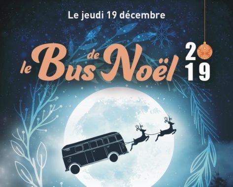 Le Bus des Montagnes vous transporte au marché de Noël