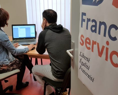 Ce mois-ci dans vos espaces France Services [décembre 2020]