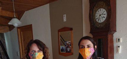 Le RAM fournit des masques aux assistantes maternelles du territoire
