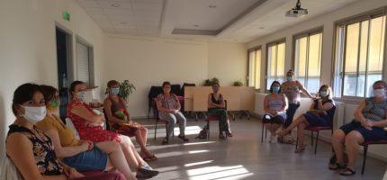 Des séances d'analyse de la pratique professionnelle pour les assistantes maternelles du territoire.