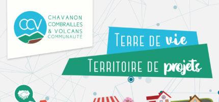 Lancement du projet de territoire Chavanon Combrailles et Volcans
