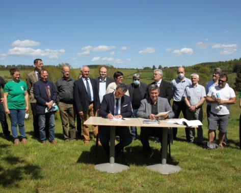 Chavanon en action : lancement d'un nouveau contrat de progrès territorial dédié à la préservation de l'eau, des milieux et des usages sur le Chavanon