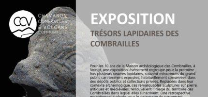 Une expo exceptionnelle à découvrir à la Maison Archéologique des Combrailles