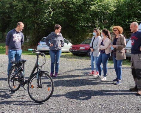 Challenge mobilité : plus de 350 km réalisés en mode alternatif à la voiture individuelle par les agents de la Communauté de Communes !