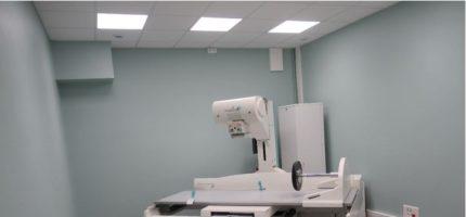 Mise en service de l'unité de radiologie à la Maison de Santé de Pontgibaud