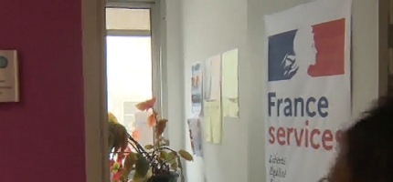 Reportage France 3 Auvergne sur les Maisons France Services