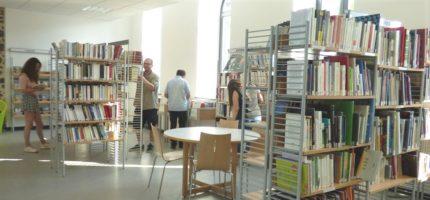 A partir du mercredi 20 mai :réouverturepartielle des services de la médiathèque intercommunale de Pontgibaud