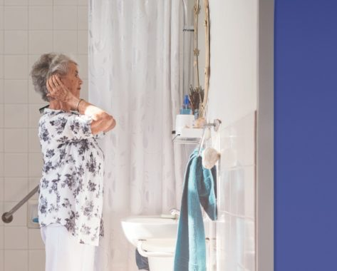 Action Logement : aide à l'adaptation du logement au vieillissement