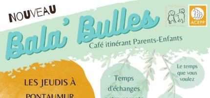 Un café des parents itinérants sur la Communauté de communes